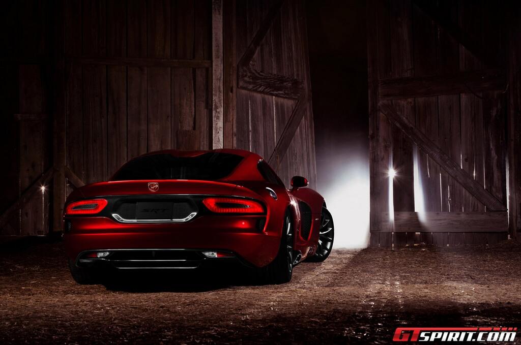 Chrysler Stopping SRT Viper Production For Two Months