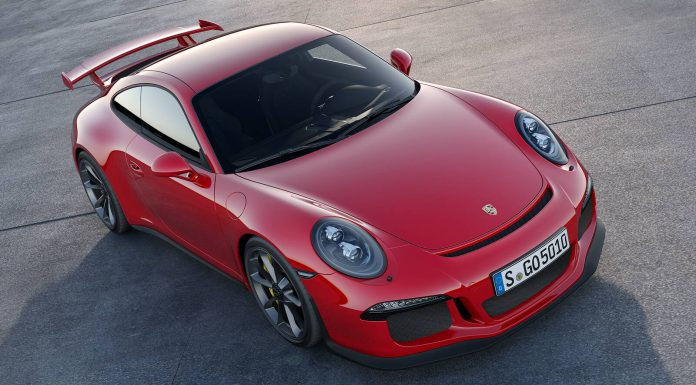 All 2014 Porsche 911 GT3s Having New Engines Fitted Following Fires