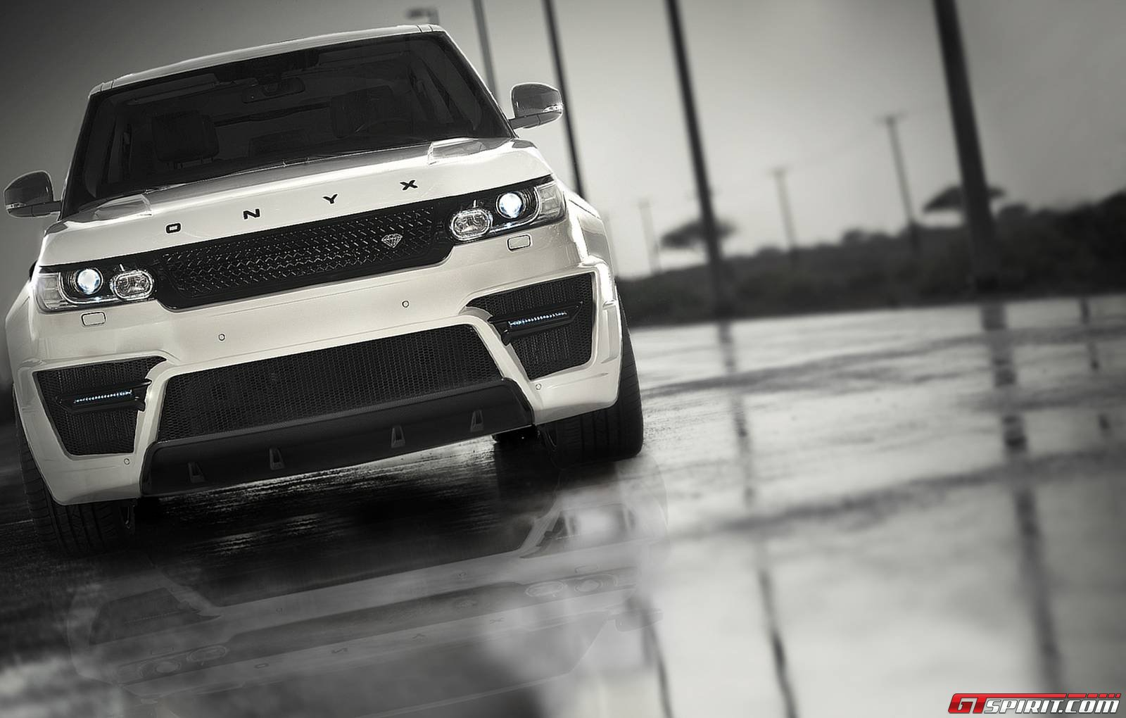 Range Rover Sport by Onyx Concept