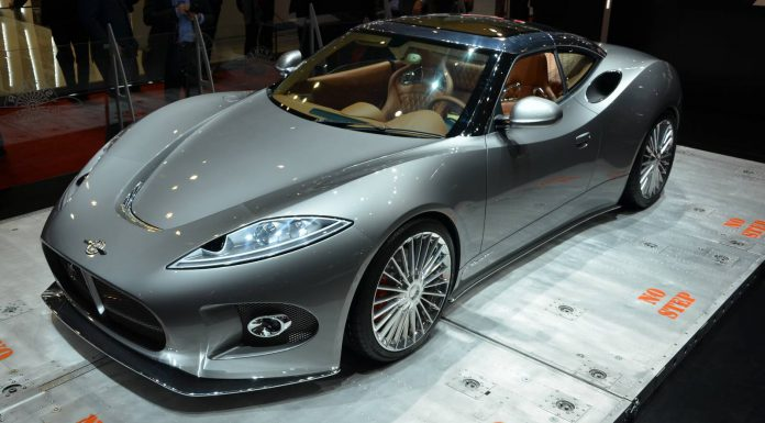 Spyker Selling Bonds to Put B6 Venator in Production