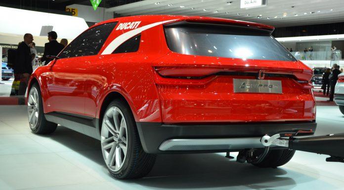 Italdesign Guigaro Clipper at Geneva Motor Show 2014