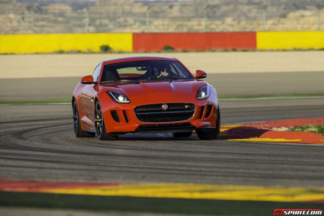 200kg Lighter Jaguar F-Type Club Sport Could be in the Works
