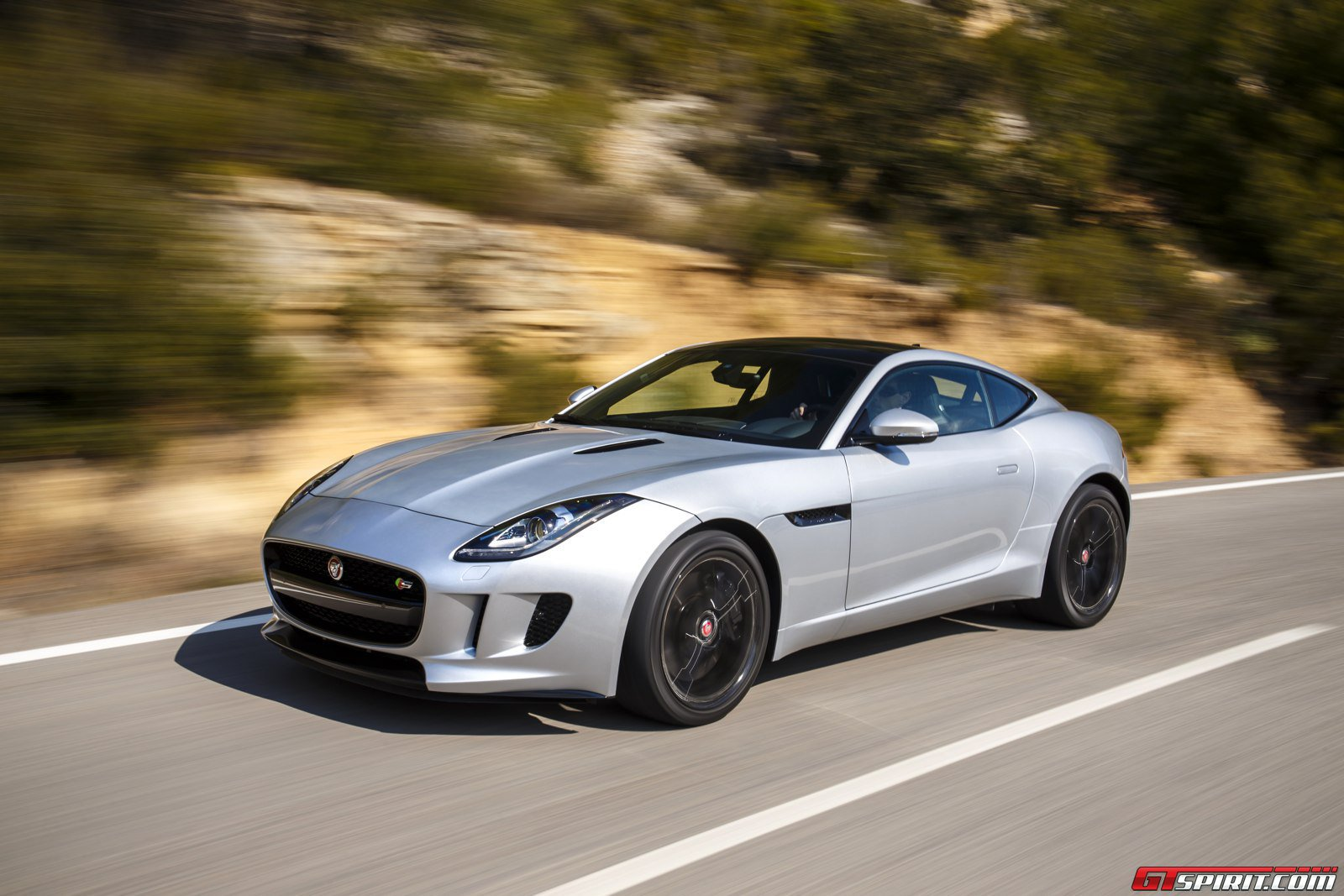 2010 Jaguar F Type Coupe photo - 1