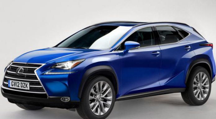 Production Lexus NX SUV Officially Confirmed for Beijing Debut