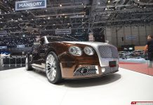 Mansory Bentley Flying Spur at Geneva Motor Show 2014