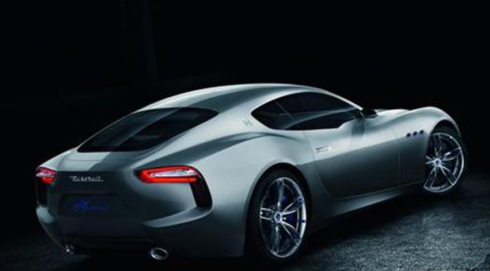 First Photos of Maserati Alfieri Emerge