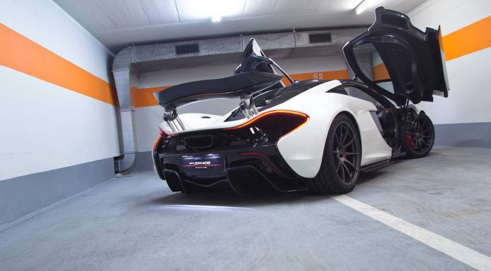 GTspirit Photo Shoot: Stunning White Mclaren P1