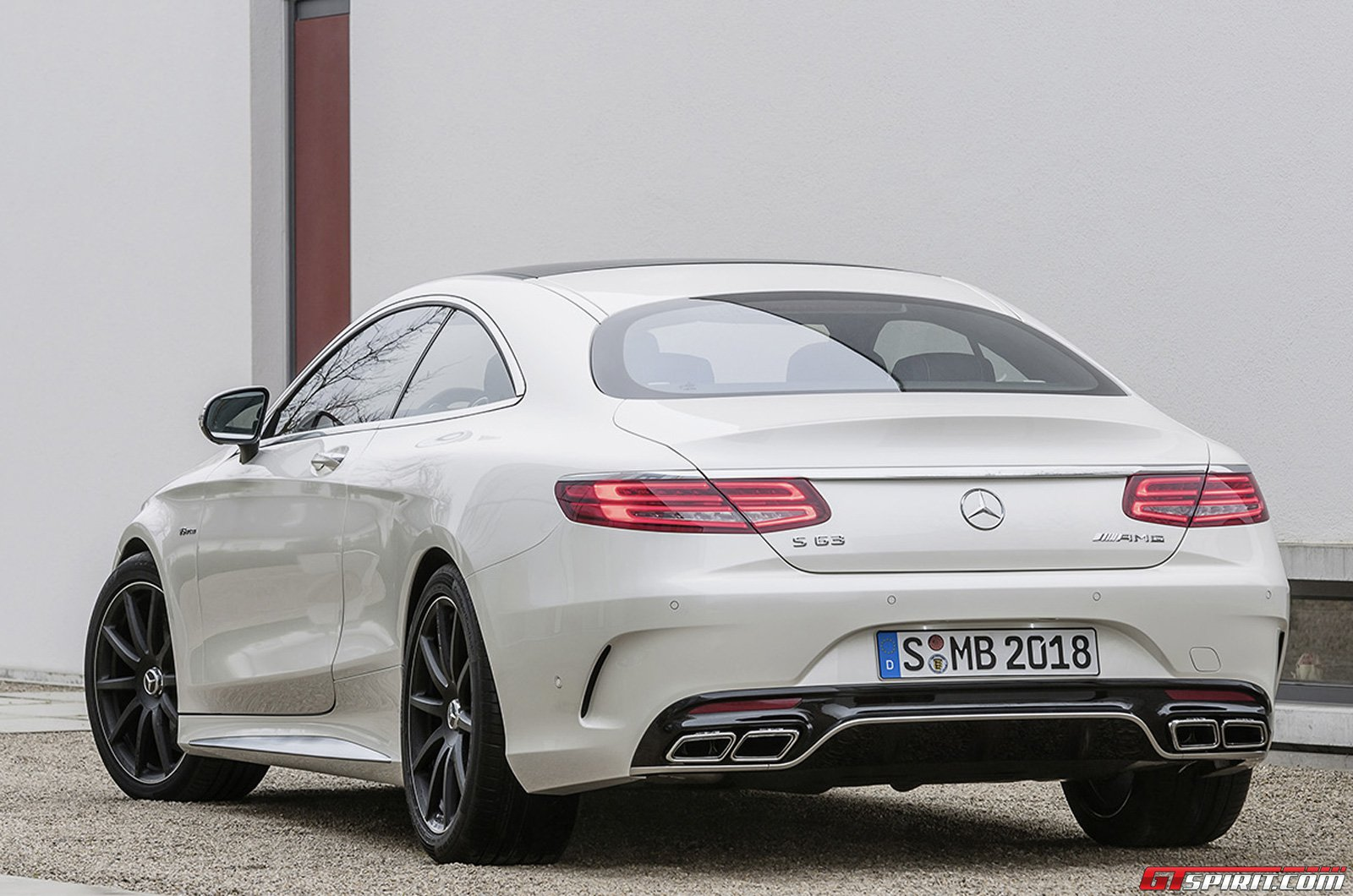 Official 2015 mercedes benz s 63 amg coupe gtspirit for Mercedes benz s 63 amg