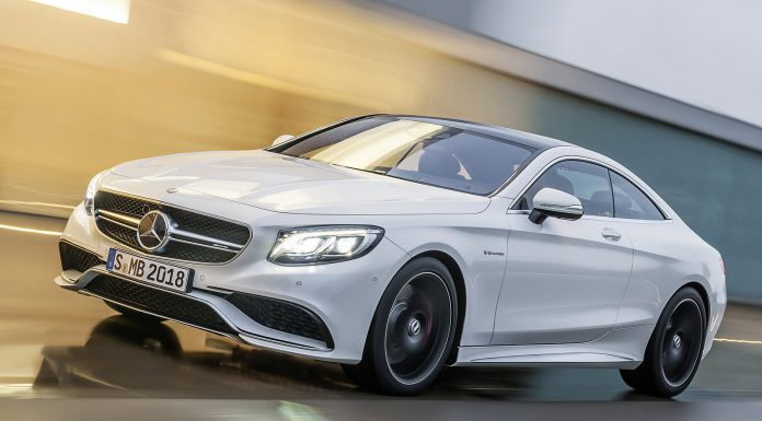 Official: 2015 Mercedes-Benz S 63 AMG Coupe