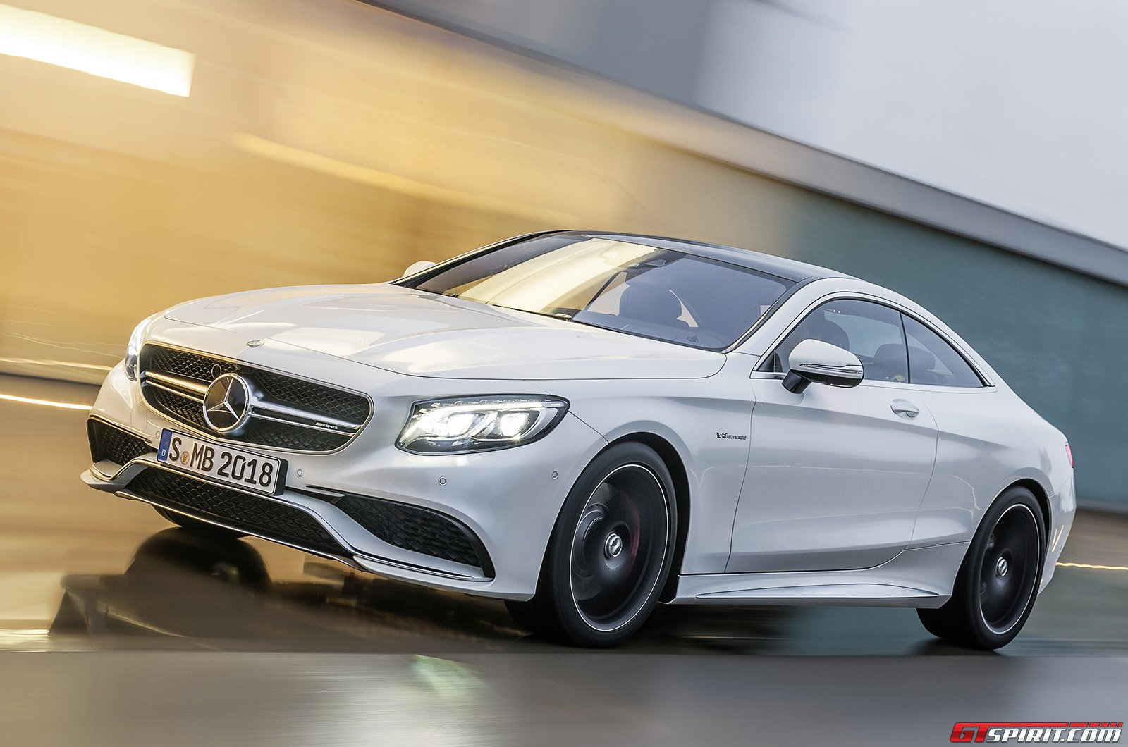 Official 2015 Mercedes Benz S 63 Amg Coupe Gtspirit