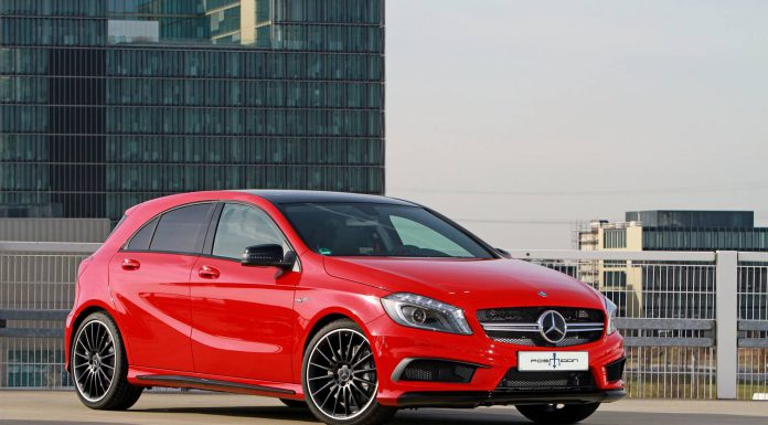 Posaidon Mercedes-Benz A/CLA/GLA45 AMG Performance Boosts