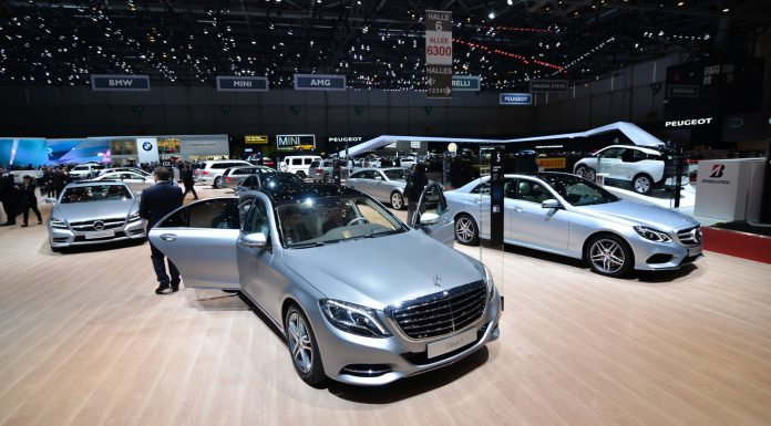Mercedes-Benz at the Geneva Motor Show 2014