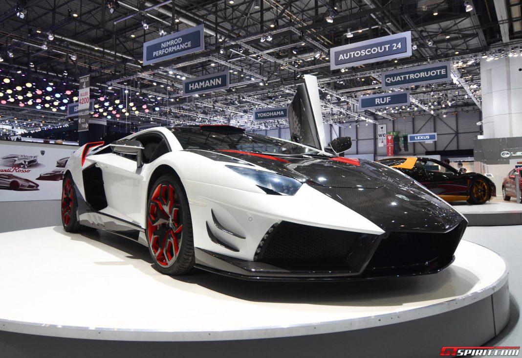 Nimrod Performance Avanti Rosso at Geneva Motor Show 2014