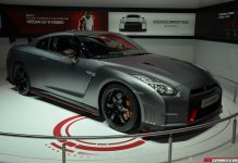 Nismo Nissan GT-R at the Geneva Motor Show 2014