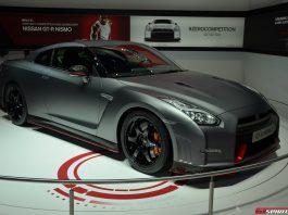 Nismo Nissan GT-R at the Geneva Motor Show 2014