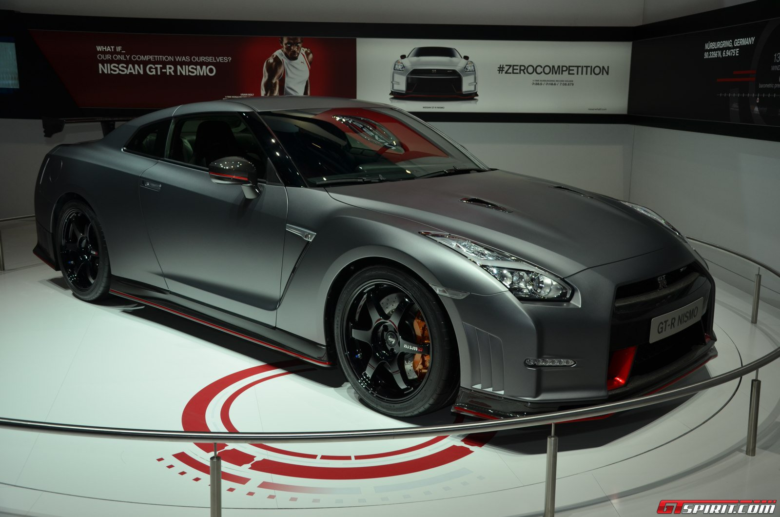 geneva 2014 nissan gt r nismo gtspirit. Black Bedroom Furniture Sets. Home Design Ideas