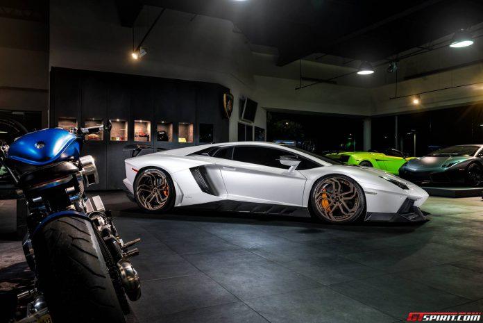 ADV.1 NL2 Wheels for Novitec Torado Aventador