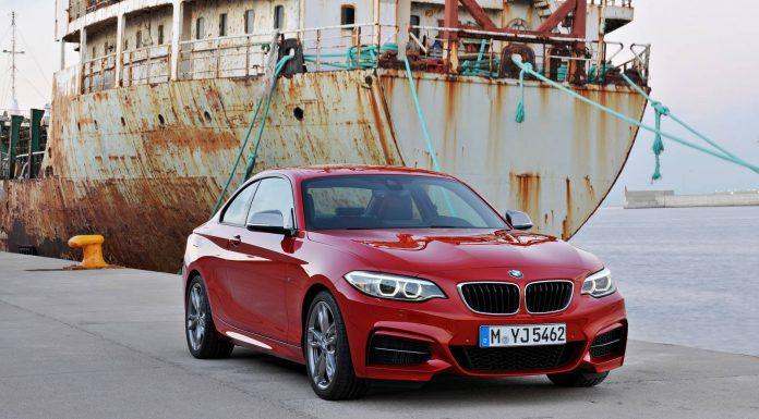 BMW M2 Will Receive Upgraded Twin-Turbo Six-Cylinder Engine