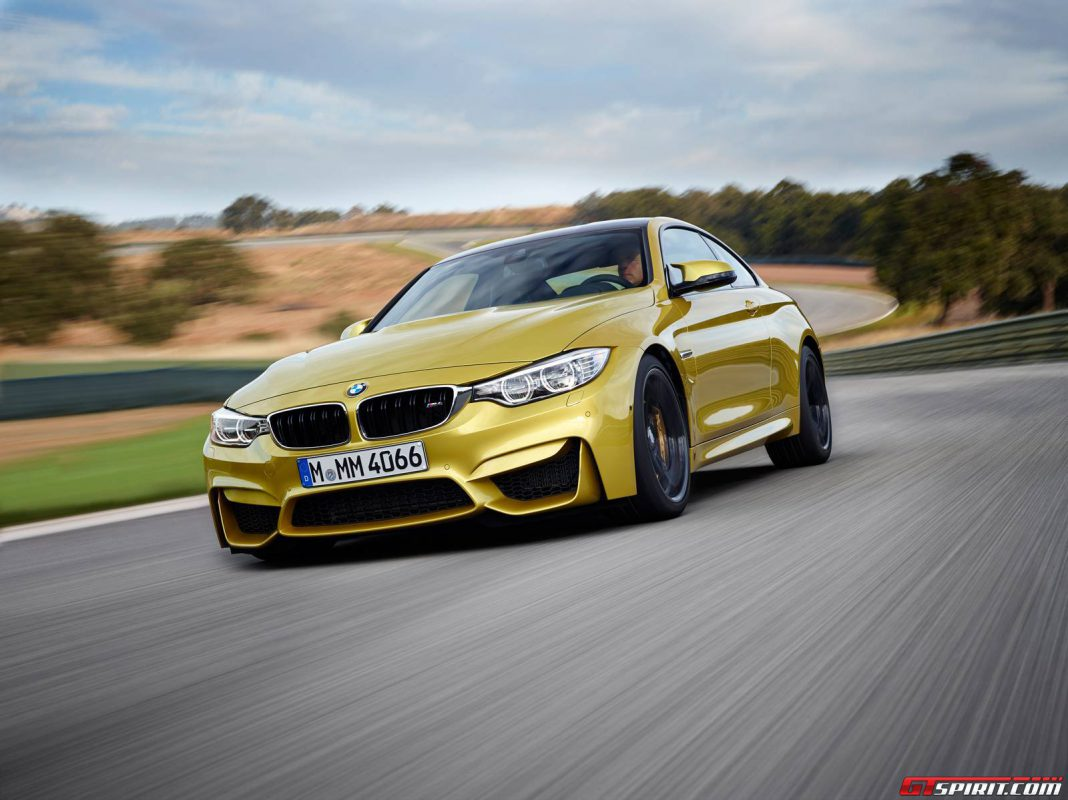 BMW M4 Convertible to Debut at Goodwood Festival of Speed 2014