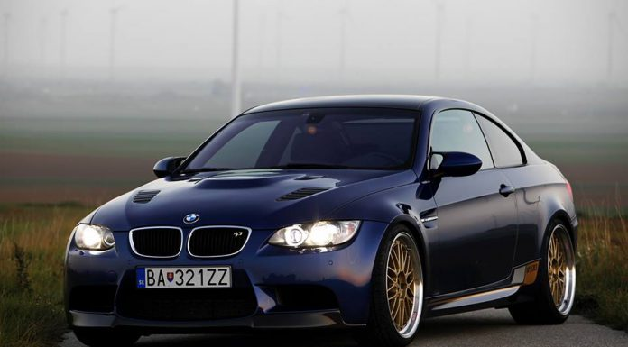 BMW E92 M3 M500 GTR Golden Edition by Petersport