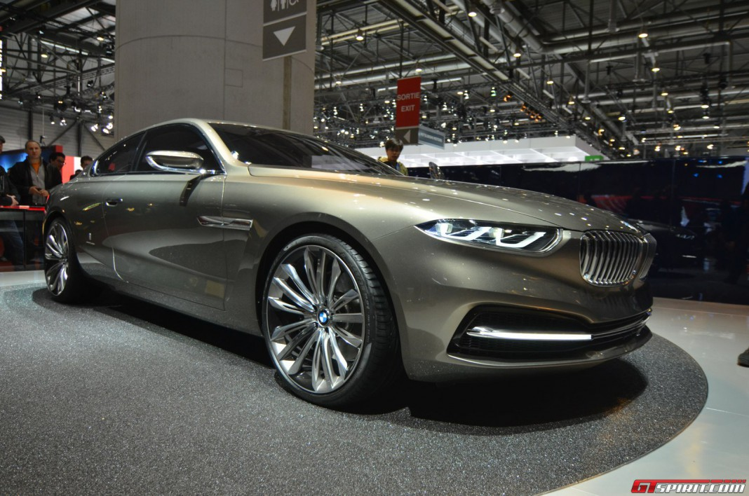 geneva 2014 bmw pininfarina gran lusso coup gtspirit. Black Bedroom Furniture Sets. Home Design Ideas