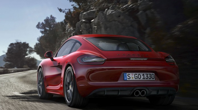 Official: 2014 Porsche Boxster GTS and Cayman GTS