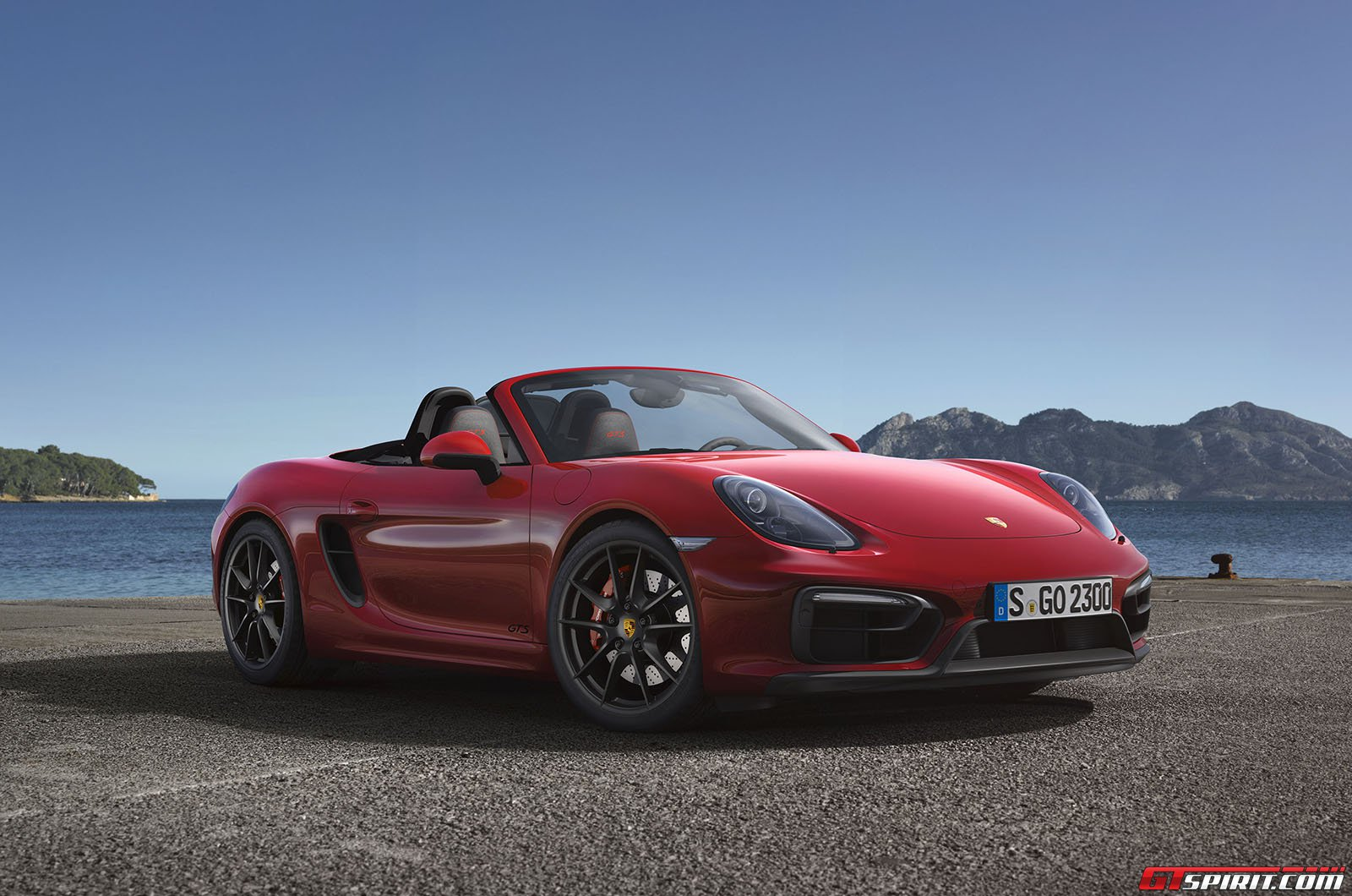 official 2014 porsche boxster gts and cayman gts gtspirit. Black Bedroom Furniture Sets. Home Design Ideas