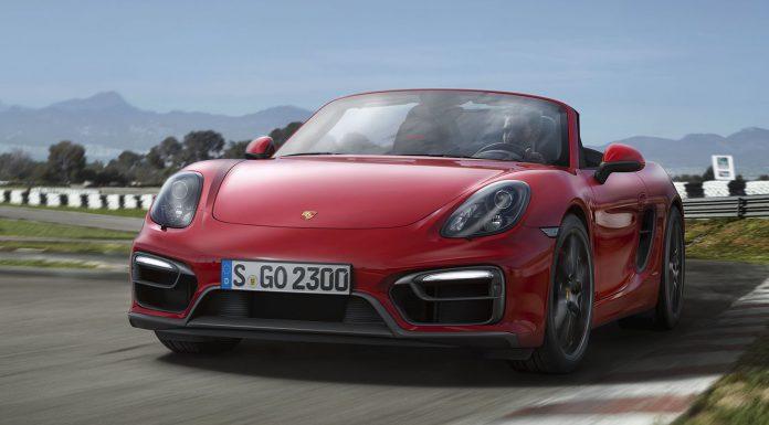 Porsche Confirms 395hp Four-Cylinder For Next Boxster, Cayman