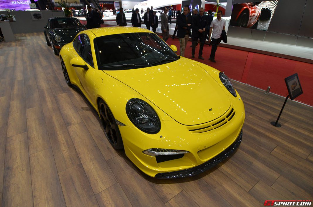 RUF RCT at the Geneva Motor Show 2014