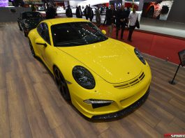 RUF RCT at the Geneva Motor Show 2014