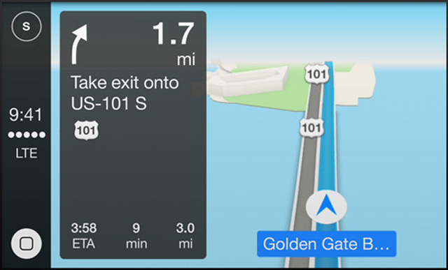 Apple Introduces CarPlay at Geneva Motor Show 2014