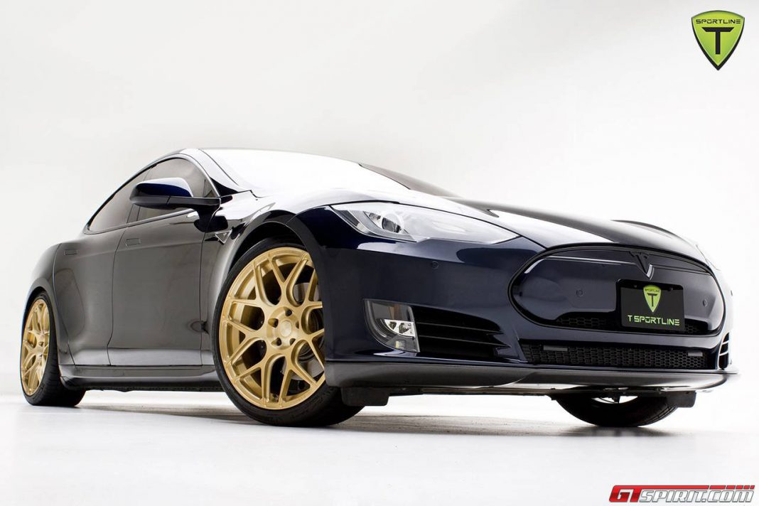 T Sportline Tesla Model S