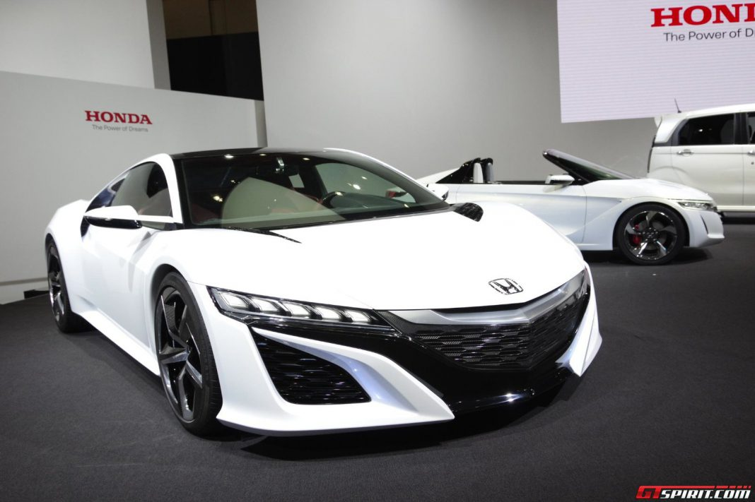Honda NSX Prototype to Tackle Goodwood Festival of Speed Hillclimb