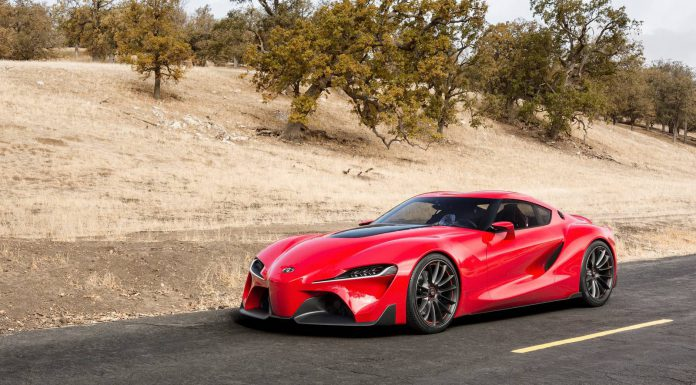 Toyota-BMW Collab to Spawn Z4 and Supra Replacements With Supercapacitors!