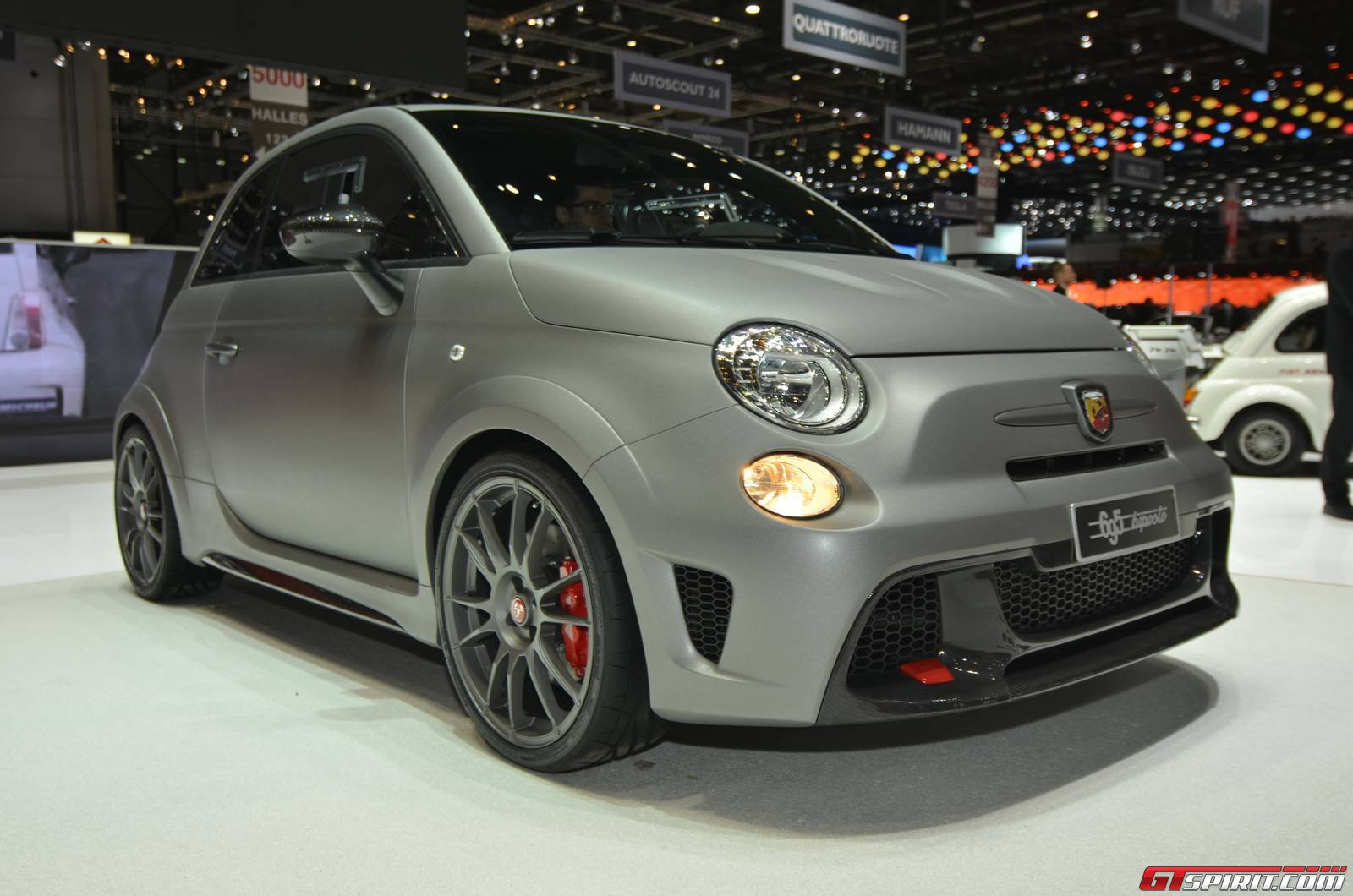 geneva 2014 abarth 695 biposto gtspirit. Black Bedroom Furniture Sets. Home Design Ideas