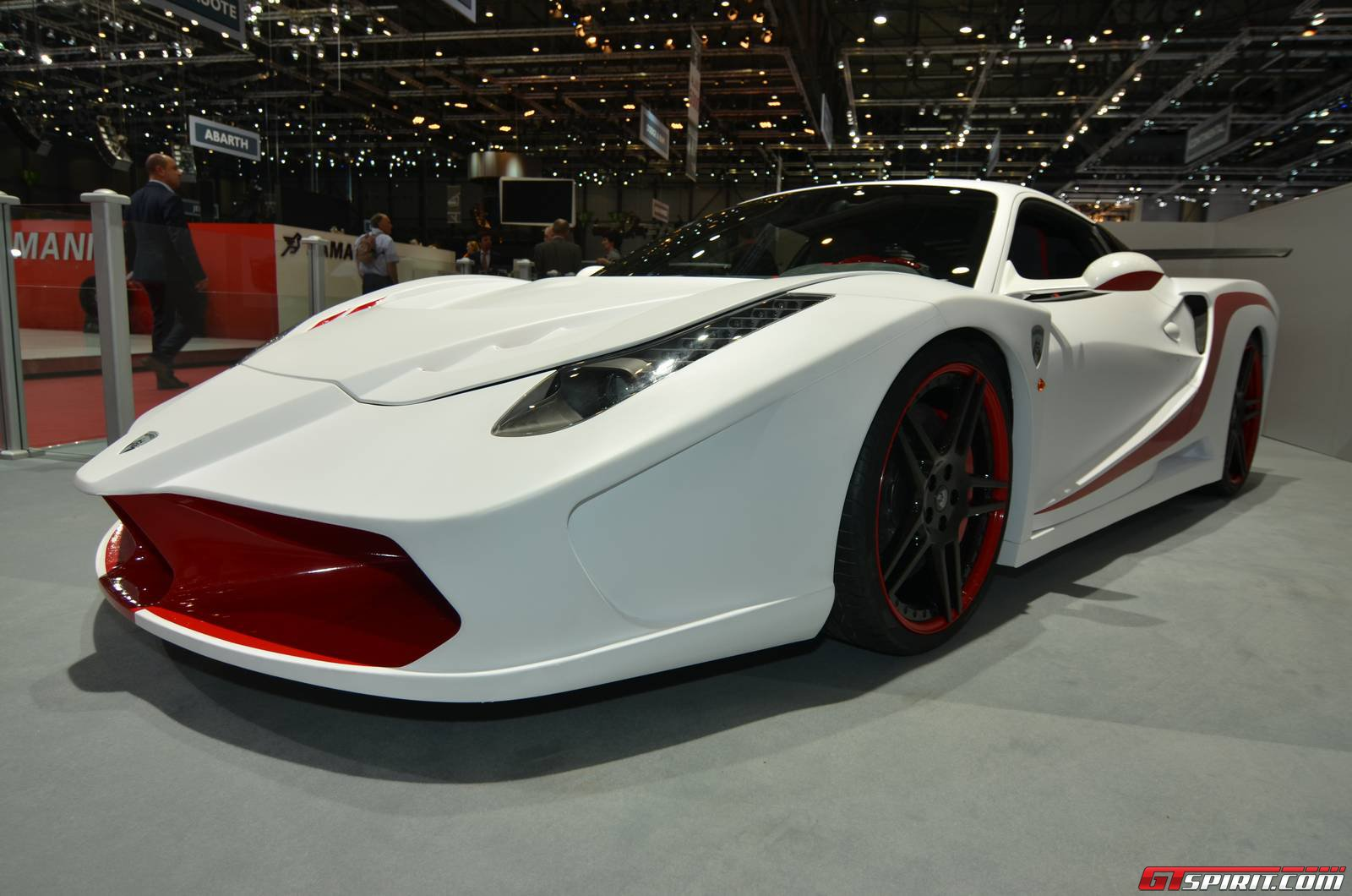 geneva 2014 nimrod performance ferrari 458 italia katyusha gtspirit. Black Bedroom Furniture Sets. Home Design Ideas