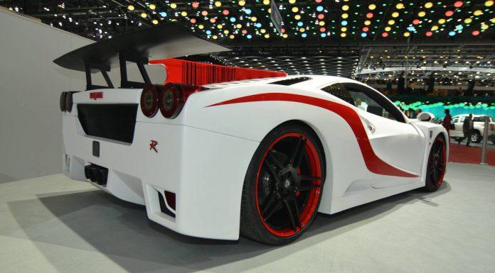 Geneva 2014: Nimrod Performance Ferrari 458 Italia Katyusha