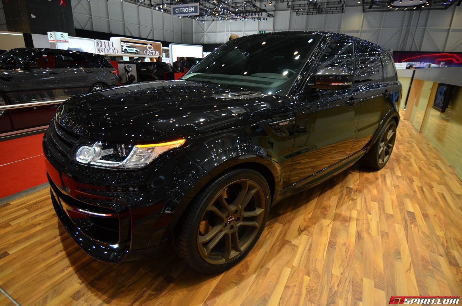 Geneva 2014: Startech Range Rover Sport