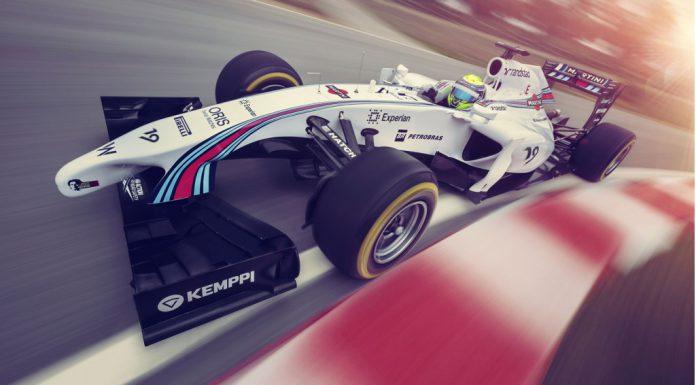 Martini Racing Return to F1 on Williams FW36