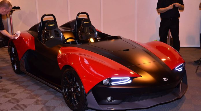 Potent Zenos E10 Arriving in U.S. Next Year
