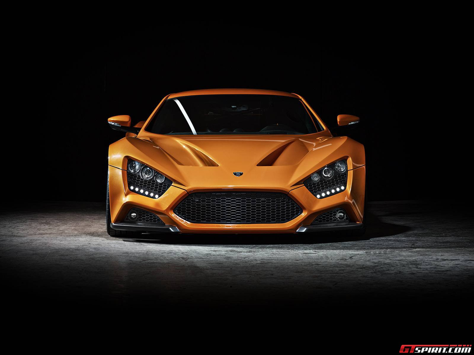 Awesome Cars For Sale >> Official: 2014 Zenvo ST1 - GTspirit