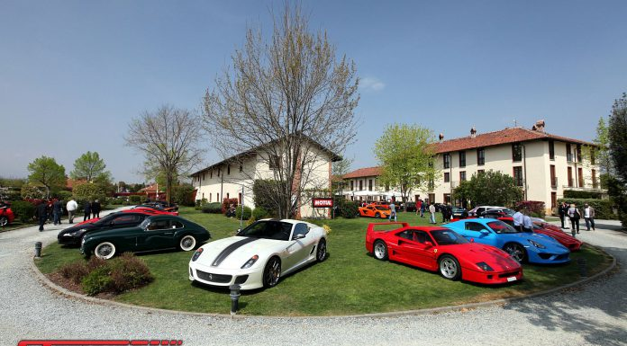 Cars and Coffee Torino 2014