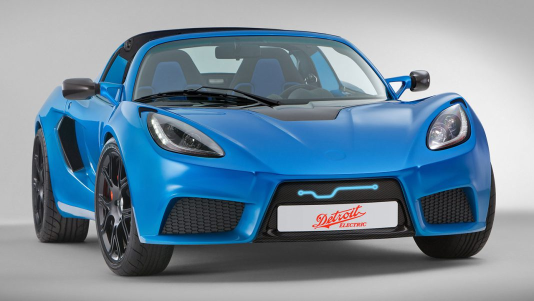 Detroit Electric SP:01 Production Starting Later This Year