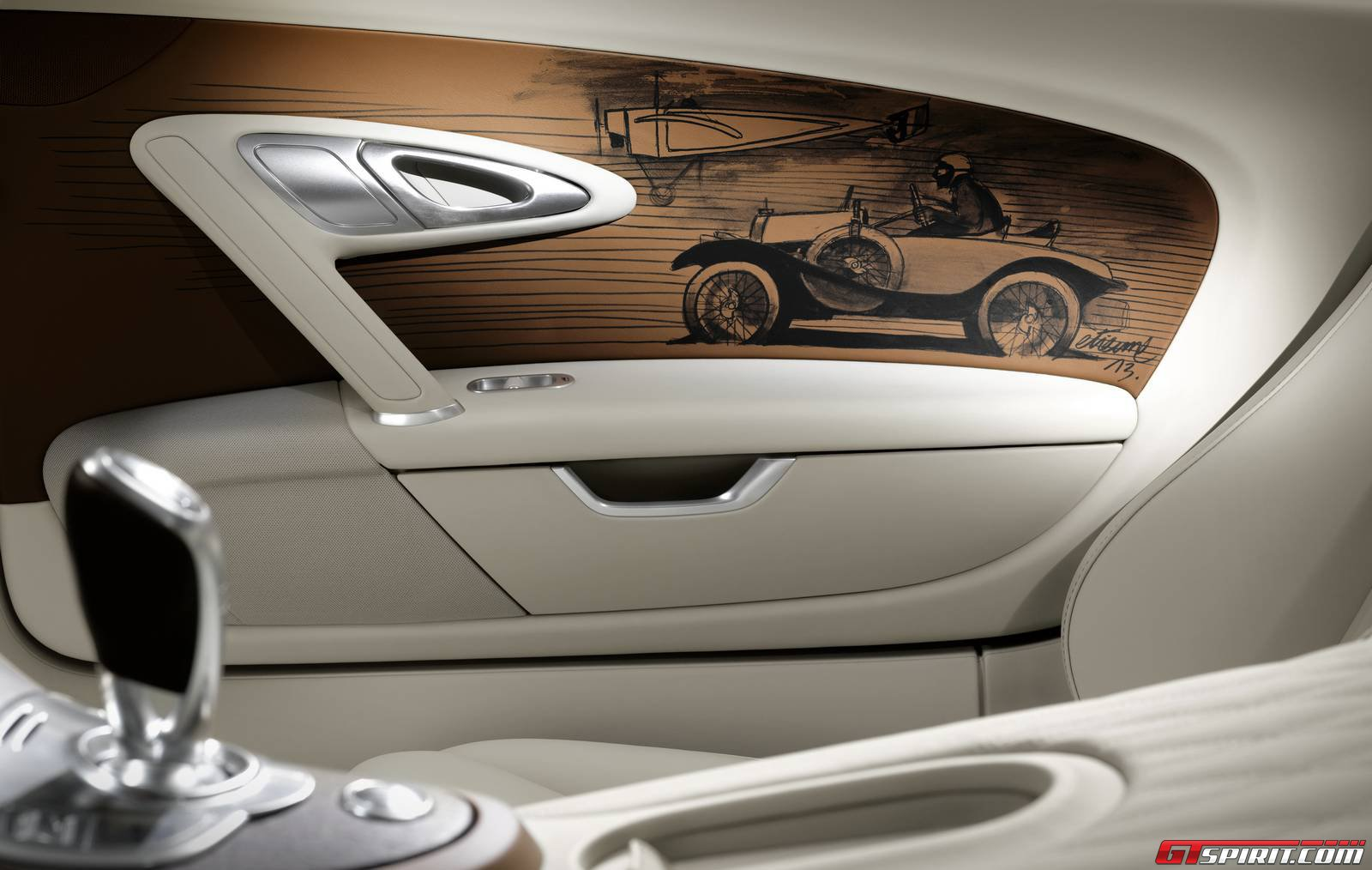 official bugatti veyron grand sport vitesse black bess gtspirit. Black Bedroom Furniture Sets. Home Design Ideas