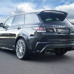Official: Mansory Range Rover Sport