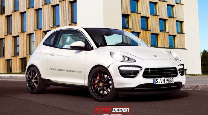 Render: Porsche Boxenne S