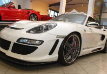 Rare Gemballa Avalanche GTR 650 For Sale