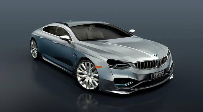 Awesome BMW 7-Series Sportback Concept Imagined