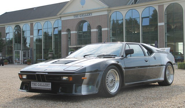 Rare 1981 BMW M1 AHG Could be Yours