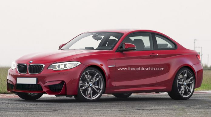 BMW M2 Renderings Gets the Thumbs Up